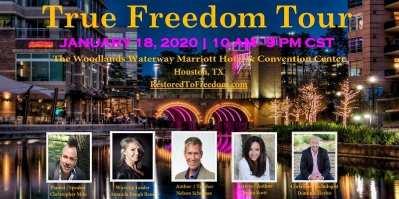 True Freedom Tour - The Woodlands (Houston), TX