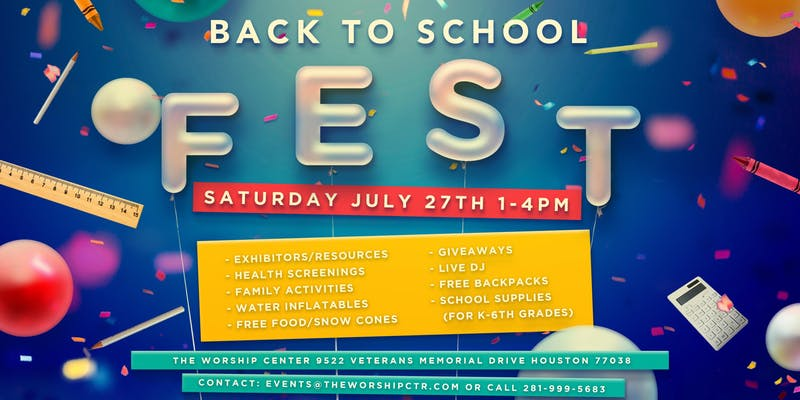 Stay At Leading Hotel And Enjoy Back To School Fest